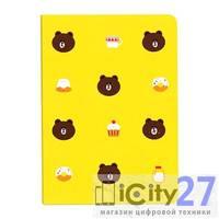Чехол для iPad Mini 2/3/4/5 Dixico Yellow Bear