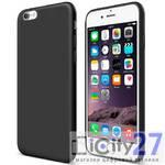 Чехол для iPhone 6 Plus Dixico Matte Black