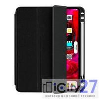 Чехол для iPad Pro 11 Yalebos Rubber Case с отсеком для стилуса Black
