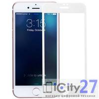 Защитное стекло для iPhone 7 Plus/8 Plus Momax Nano White Clear 0.2mm