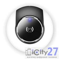 Беспроводное зарядное усройство Unibrother Night Light Fast Wireless Charger LED Desktop Black