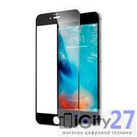 Защитное стекло для iPhone 8/7 uBear NANO SHIELD 3D Full Cover Black