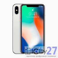 iPhone X 64GB - Silver