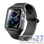 Браслет для Apple Watch Series 4 44mm Clayco Hera Black