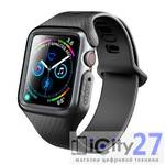 Браслет для Apple Watch Series 4 44mm Clayco Hera Black