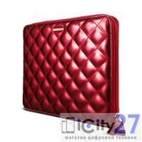 Чехол для iPad 2/3 SGP Ava Karen Zipak Enamel Red
