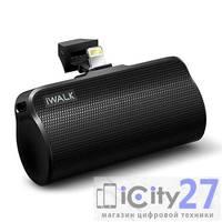 Внешний аккумулятор для iPhone iWalk 3300 mAh Black