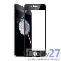 Защитное стекло для iPhone 8 Plus/7 Plus Mocoll Pearl 2.5D Full Cover Black