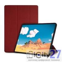 Чехол для iPad Pro 11 Wowcase Dark Red