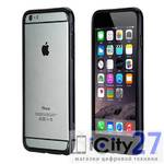 Чехол для iPhone 6 Plus Rock Borders Black