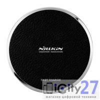 Беспроводное зарядное устройство Nillkin Magic Disk III Leather Black