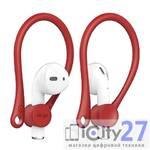 Крепление Elago для AirPods EarHook Red