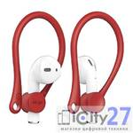 Крепление Elago для AirPods EarHook Red
