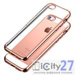 Чехол ля iPhone 5/5S/SE Handy Shine Electroplated Rose Gold