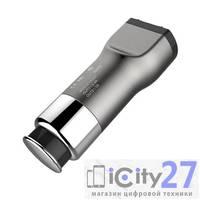 Автомобильное зарядное устройство Hoco UC201 (2USB) 5V/3400mAh Black