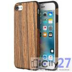 Чехол для iPhone8/7 Rock Wood Padauk