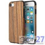 Чехол для iPhone8/7 Rock Wood Padauk