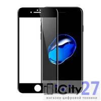 Защитное стекло для iPhone 7/8 Mocoll 3D Full Cover Black