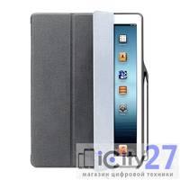"""Чехол для iPad Pro 10.5"""" cо слотом для Apple Pencil Wowcase Gray"""
