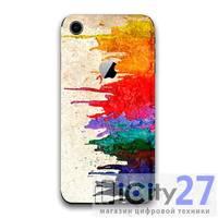 Арт-скин для iPhone 7/8 Buron SKIN Multicolor