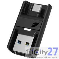 Флеш-накопитель LEEF Bridge 3.0 16GB