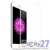 Защитное стекло для iPhone 6 Plus/6S Plus Remax Tempered Glass PF White