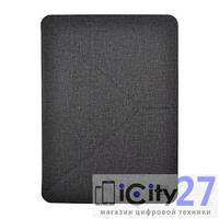 "Чехол для iPad Pro 12.9"" (2018) Uniq Yorker Kanvas Black"