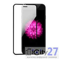 Защитное стекло для iPhone 6 Plus/6S Plus Hoco Full Rim Glass + film rear Black