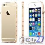 Чехол для iPhone 6 Totu Cartier Gold