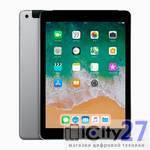 iPad (6th Gen, 2018) Wi-Fi + Cellular 128GB - Space Gray