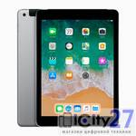 iPad (6th Gen, 2018) Wi-Fi + Cellular 128GB - Space Gray