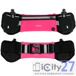 Поясная сумка Hoco, размер М, цвет розовый