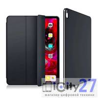 Чехол для iPad Pro 11 Yalebos Anti-fall Magnetic attraction Double-sided leather Black