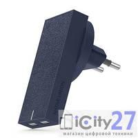 Сетевое зарядное устройство Native Union Smart 2 Charger 3.1 A Marine Blue