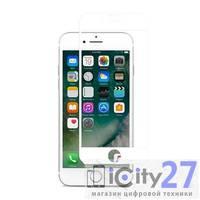 Защитное стекло для iPhone 7 Plus/8 Plus Moshi IonGlass White (Glossy)