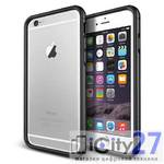 Чехол для iPhone 6 Plus Verus Iron Bumper, Black/Titanium