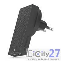 Сетевое зарядное устройство Native Union Smart 2 Charger 3.1 A Gray