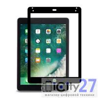 Защитная пленка Moshi iVisor AG for iPad 2017 Black (Matte)