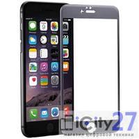 Защитное стекло для iPhone 6 Plus/6S Plus Remax Color 0,2 mm Black