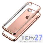 Чехол для iPhone 5/5S/SE Fant Rose
