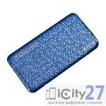 Внешняя батарея Usams Power Bank Mosaic Series 20000 mAh Blue