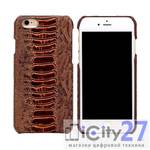 Чехол для iPhone 8/7 Fierre Shann Leather