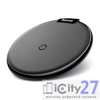 Беспроводное зарядное устройство Baseus Desktop Wireless Charger Black