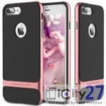 Чехол для iPhone 8 Plus/7 Plus Rock Les Rose gold
