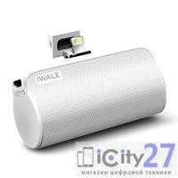 Внешний аккумулятор для iPhone iWalk 3300 mAh White